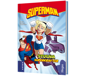 Superman – Stulna superkrafter (Bok+CD)