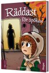 Räddast för spöken (Bok+CD)
