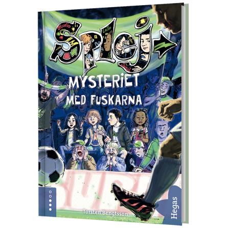 Splej 6 - Mysteriet med fuskarna