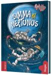Rymdklubben ET - Simma på Neptunus (Bok+CD)