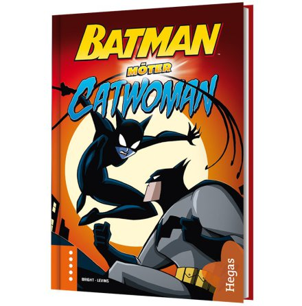 Batman möter Catwoman (Bok+CD)