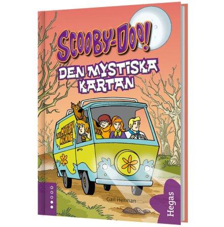 Scooby Doo  Den mystiska kartan (Bok+CD)