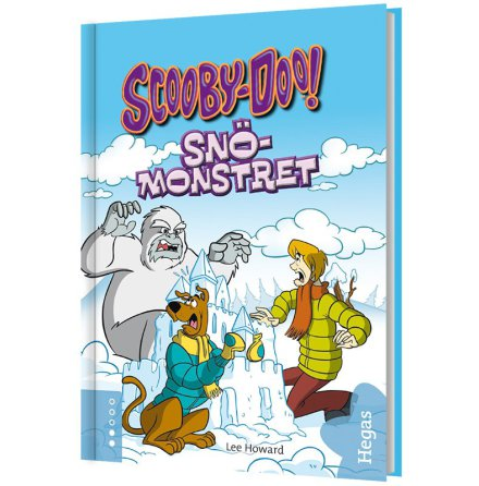 Scooby Doo  Snömonstret (Bok+CD)