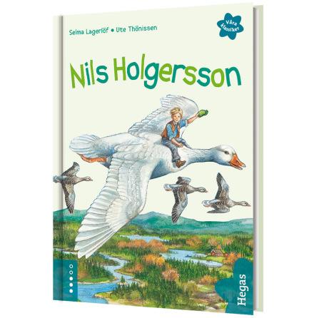 Nils Holgersson (Bok+CD)
