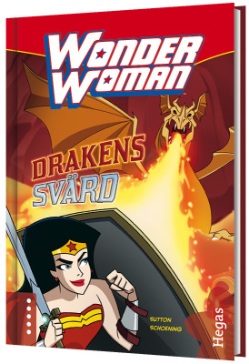 Wonder Woman  Drakens svärd