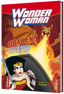 Wonder Woman - Drakens svärd (Bok+CD)