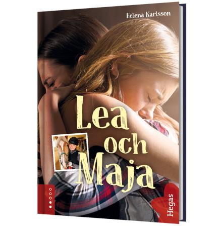 Lea och Maja (Bok+CD)