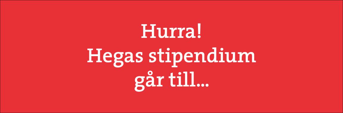 Heja läslusten! Kvarnbyskolan i Mölndal får Hegas stipendium