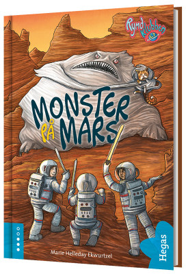 Rymdklubben ET 2 / Monster på Mars