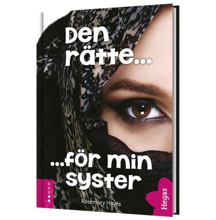 Den rätte för min syster (Bok+CD)
