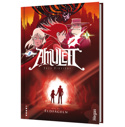 Amulett 7<br> Eldfågeln