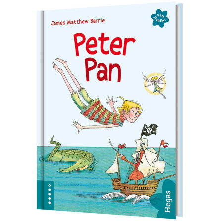 Peter Pan (Bok+CD)