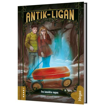 Antik-ligan: Den hemsökta vagnen