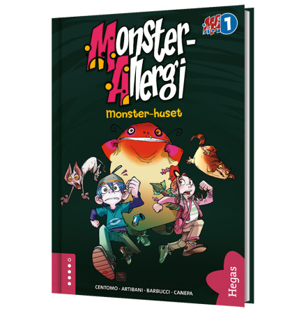 Monster-Allergi 1 - <br>Monster-huset