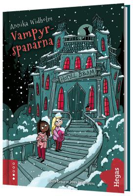 Vampyrspanarna (Bok+CD)