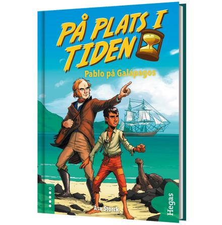 På plats i tiden 3: Pablo på Galapagos