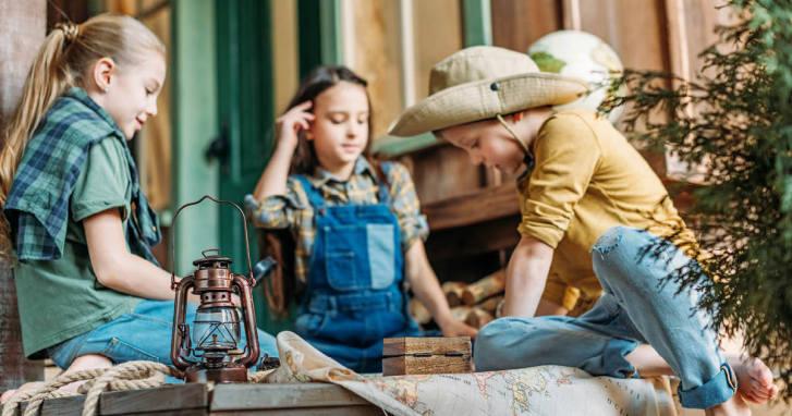 Barnboksjakten lockar fram läslust genom sociala medier