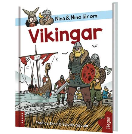 Nina och Nino 1 - lär om Vikingar