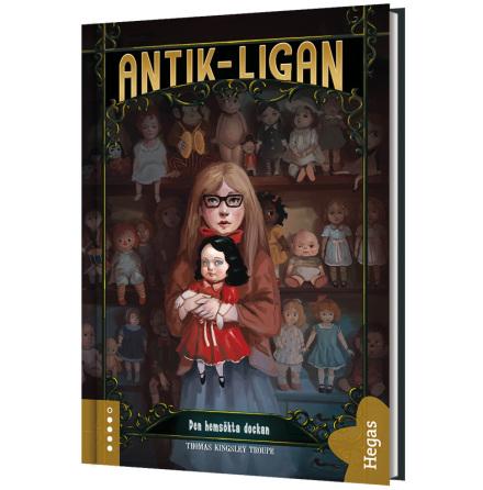 Antik-ligan 4 - Den hemsökta dockan