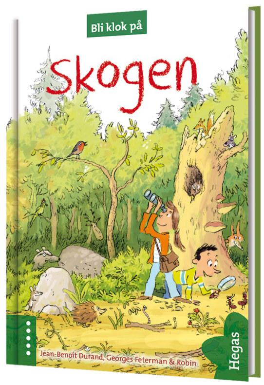 böcker om skog