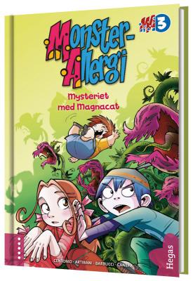 Monster-Allergi 3 - Mysteriet med Magnacat