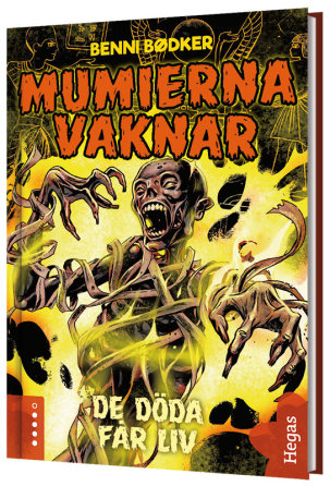 Mumierna vaknar 1: De döda får liv