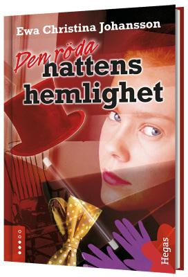 Den röda hattens hemlighet (Bok+CD)