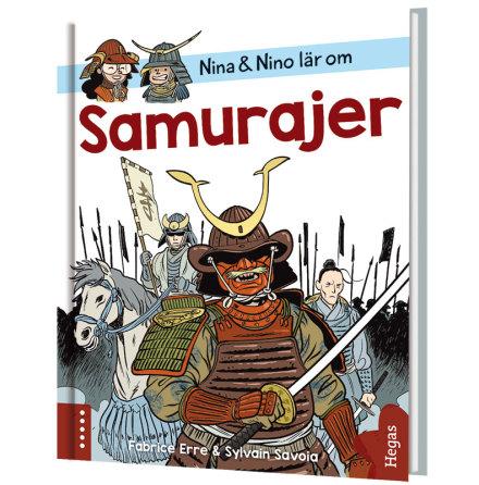 Nina och Nino 3 - lär om Samurajer