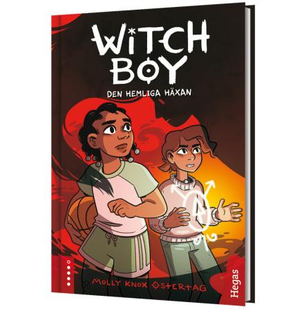 Witchboy 2: Den hemliga häxan