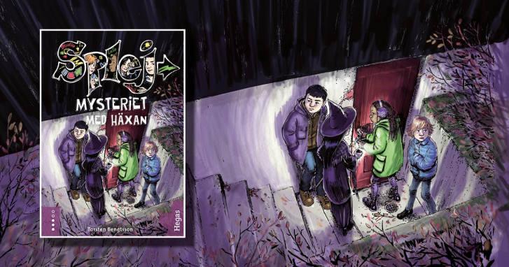 SPLEJ är årets årskurs 3-bok i Göteborg