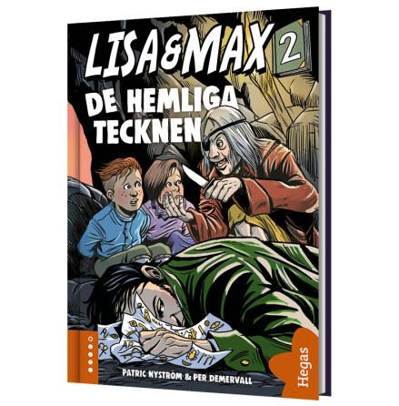 Lisa och Max 2 - De hemliga tecknen