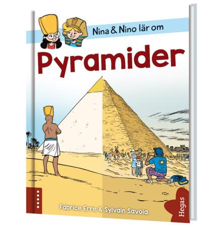 Nina och Nino lär om pyramider