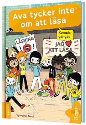 Kompis-gänget 4 - Ava tycker inte om att läsa