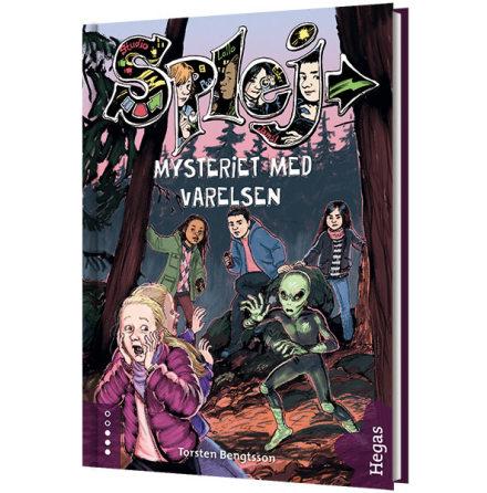 SPLEJ 11 - Mysteriet med varelsen
