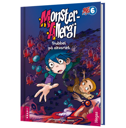 Monster-Allergi 6 - Trubbel på akvariet