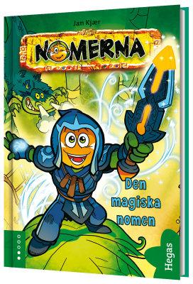 Nomerna 3 - Den magiska nomen