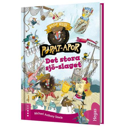 Pirat-apor 2 - Det stora sjö-slaget