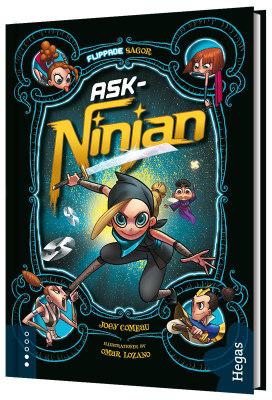 Flippade sagor 1 - Ask-Ninjan