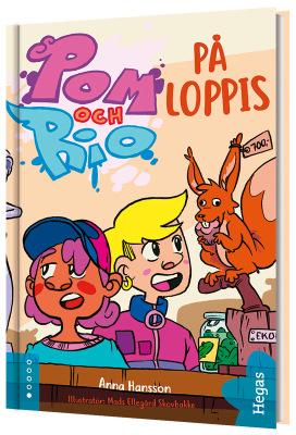 Pom och Rio 1 - På loppis