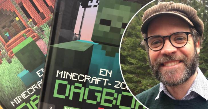 Hur är det att översätta Minecraft och Xander och de regnbågskräkande enhörningarna? Vi frågar Peter M. Eronson!