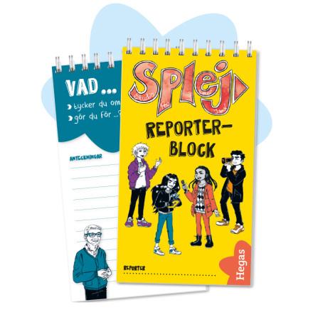 SPLEJ - Reporterblock