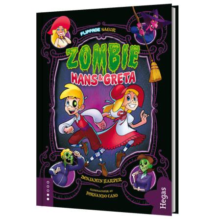 Flippade sagor - Zombie-Hans och Greta