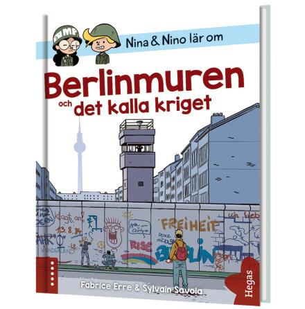 Nina och Nino lär om Berlinmuren och det kalla kriget