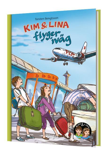 Kim & Lina flyger iväg av Torsten Bengtsson