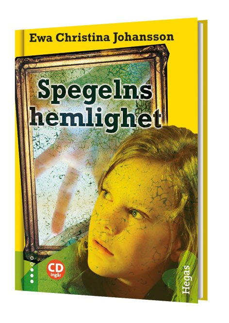 Spegelns hemlighet (bok + cd) av Ewa Christina Johansson