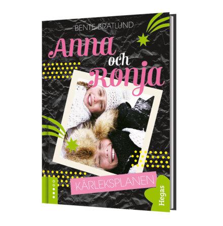 Anna och Ronja  Kärleksplanen