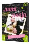 Anna och Ronja - Kärleksplanen - bok+CD
