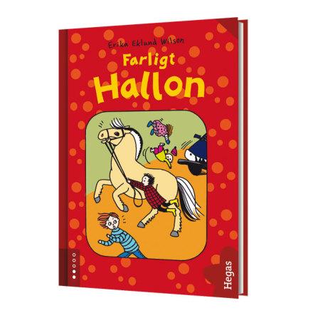 Farligt Hallon Bok+cd