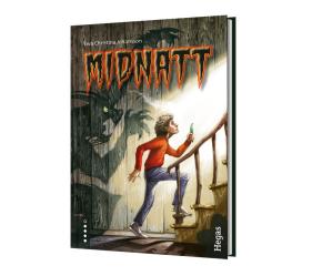 Midnatt - bok+cd