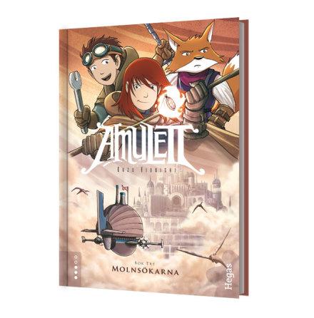 Amulett 3 - Molnsökarna